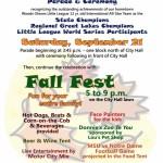 Grosse Pointe Woods Fall Fest, TOMORROW!